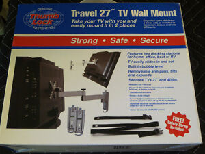 "Travel 27"" TV Wall Mount"