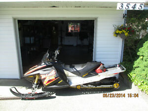 04 skidoo summit for sale