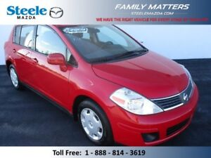 2009 NISSAN VERSA 1.8 S ONE OWNER! LOW MILEAGE!