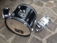 Bass Drum snare drum stand and extras