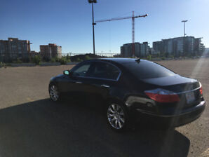 2009 HYUNDAI GENESIS FULLY LOADED LEATHER AC AND HEATED SEATS