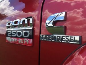 2007 Dodge Ram 2500 megacab 5.9L