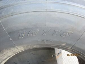 NEW;Semi tires,315/80 R22.5 Double Coin R99 tires. Moose Jaw Regina Area image 8