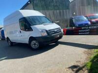 2014 Ford Transit High Roof Van TDCi 125ps Panel Van Diesel Manual