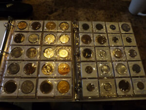 JETONS ANCIENS ET DOLLARS COMMERCIAUX - ANTIQUE TOKENS AND TRADE