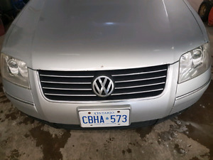 2002 vw passat loaded with valid etest