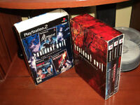 Resident Evil: The essentials box set PS2