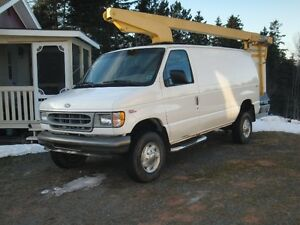 1997 Ford E-250 Van Other