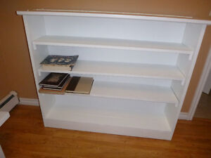 Bookcase from Piano Parts