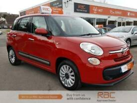 FIAT 500L MULTIJET POP STAR Red Manual Diesel, 2013