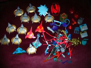 Star Trek action figure accessories