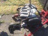 Corsa Tigra x16xe engine and loom