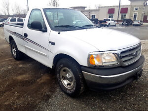 ▀▄▀▄▀▄▀► 2003 FORD F150-- LOW KM ★★★ ONLY $5495 ◄▀▄▀▄▀▄▀ Windsor Region Ontario image 3