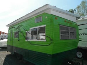French Fry Trailer