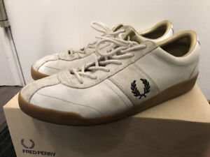 Fred Perry Trainers (Size 10.5)