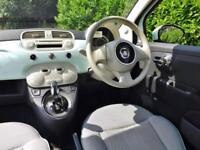 2015 Fiat 500 1.2 LOUNGE DUALOGIC Automatic Hatchback