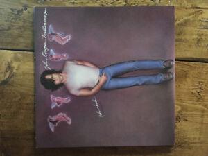 JOHN COUGAR MELLANCAMP uh-huh vinyl record album for sale