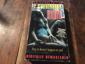 Robid - cronenberg - horror- rare