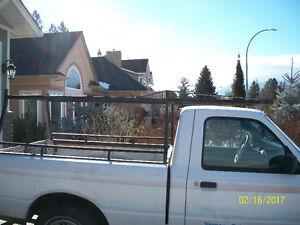 Solid Steel Contractor Rack