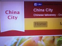 Driver needed to delivery Chinese takeaway