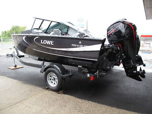 """Boat Show Special! New Non Current """"2016"""" Lowe FS 1710"""