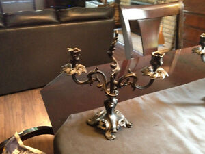 gothic vintage candle holder's London Ontario image 3