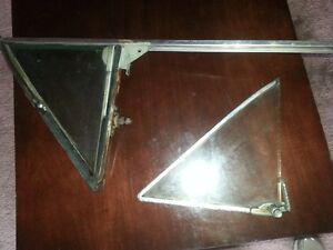 1951-1955 Kaiser front vent window glass