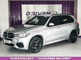 image for 2015 BMW X5 3.0 XDRIVE40D M SPORT 5d 309 BHP Estate Diesel Automatic