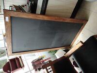 Custom made Rural Roots ChalkBoards w\ Pine Frames D43