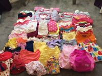 Huge bundle of gorgeous 12-18 months baby girls clothes