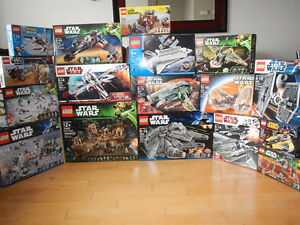 Lego Star Wars and other themes