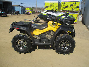 Good clean used Can Am Renegades,XMRs,and Commander X