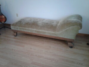 Very Old Lounge Style Couch