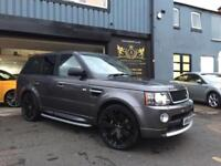 Land Rover Range Rover Sport 4.2 V8 auto Supercharged 2012 AUTOBIOGRAPHY & LPG