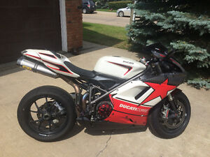 An amazing Ducati 1098 For Sale or Trade for a Hypermotard
