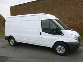 2011 Ford TRANSIT 350 Shr LWB 100ps Van Manual Large Van