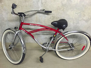 Cruiser 3 Speed Bike For Sale - $200 (Downtown)