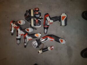 Black and Decker VPX tools