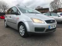 2006 FORD FOCUS C-MAX 1.6 *12 MONTHS MOT +ONLY 94000 MILES +PART SERVICE HISTORY