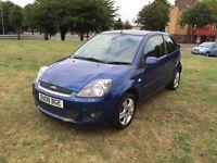 3 months warranty Ford Fiesta 1.2 petrol reg 2008 milage 50,000