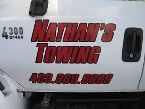 Nathan's Towing Lockout Service 403 866 9999