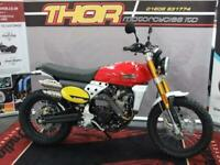 Fantic CABALLERO SCRAMBLER 125/250/500 AVAILABLE FROM £4899
