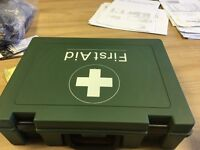 First aid kits 50 persons , job lot of medical stock , pallets sales