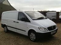 Mercedes-Benz Vito 109 CDI LWB NO VAT TO PAY