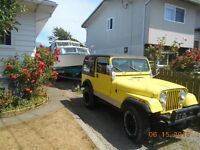 amc jeep cj7