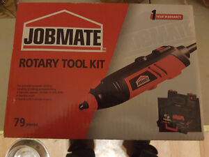 79 pc Rotary Tool and Accessory Kit.. brand new 60$ or OBO