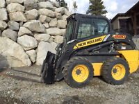 2012 New Holland L220 Skid Steer Loader