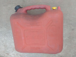 6 gallon gas tank with vent