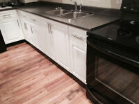 Renovated Bachelor Suite near Whyte Ave and Bonnie Doon!