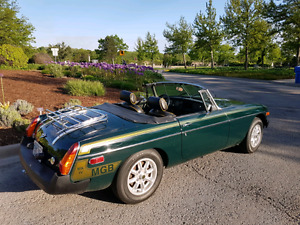1977 MGB...mint condition
